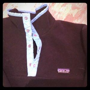 Patagonia pullover medium